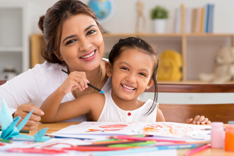 Hobby of Drawing and Painting for Kids